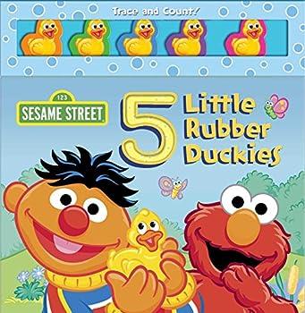 Sesame Street  5 Little Rubber Duckies