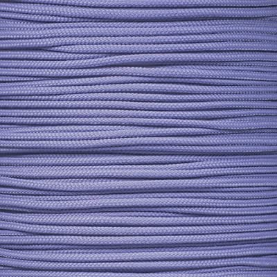 PARACORD PLANET 10, 25, 50, and 100 Foot Hanks of 425 Paracord (3mm) - Made of 100% Nylon for Tactical, Crafting, Survival, General Use, and Much More (Lavender, 10 Feet)