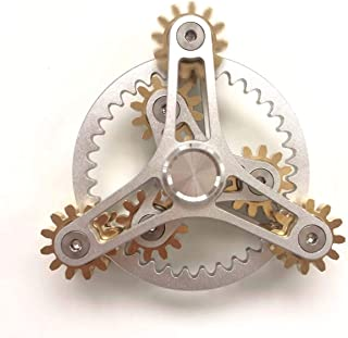 2 gear fidget spinner