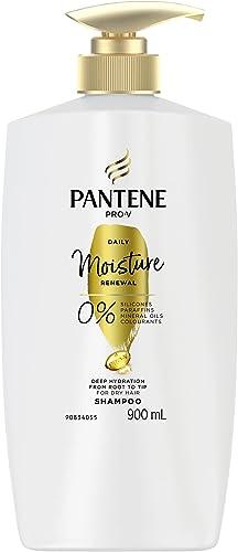 Pantene Pro V Daily Moisture Renewal Shampoo, 900 Millilitres