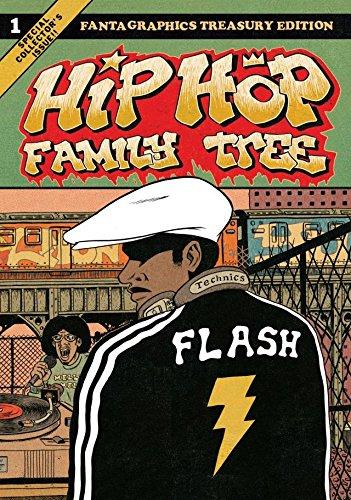 Hip Hop Family Tree Vol. 1 (English Edition)
