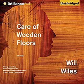 Care of Wooden Floors audiobook cover art