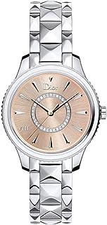 Christian Dior VIII Montaigne Pink Dial 32mm Women's Watch CD152110M006