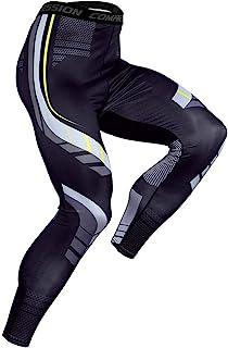 OEBLD Compression Pants Men Thermal Underwear Set Base Layer Dry Tights Gym Running Leggings Long Sleeve Shirt