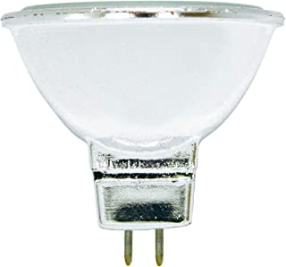 GE Lighting 85296 50-Watt Track and Recessed MR16 Halogen Light Bulb, Clear, 3-Pack