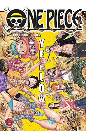 One Piece: Yellow: Grand Elements