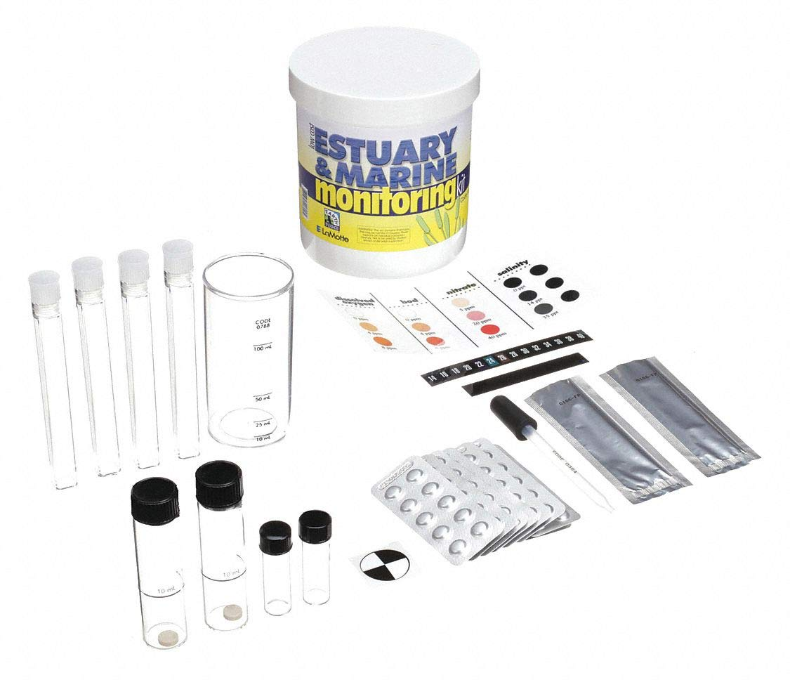GREEN Low Cost Estuary Special sale item Kit Monitoring Marine Water New arrival