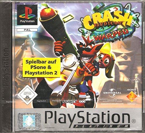 Crash Bandicoot 3: Warped [import anglais]