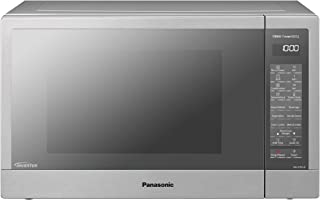 Panasonic 31 Liters Inverter Microwave with Grill, Silver - NNGT67J, 1 Year Warranty