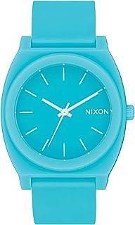 ساعة نيكسون تايم تيلر بي - اليشم المعدني اللامع