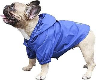 Best french bulldog raincoat Reviews