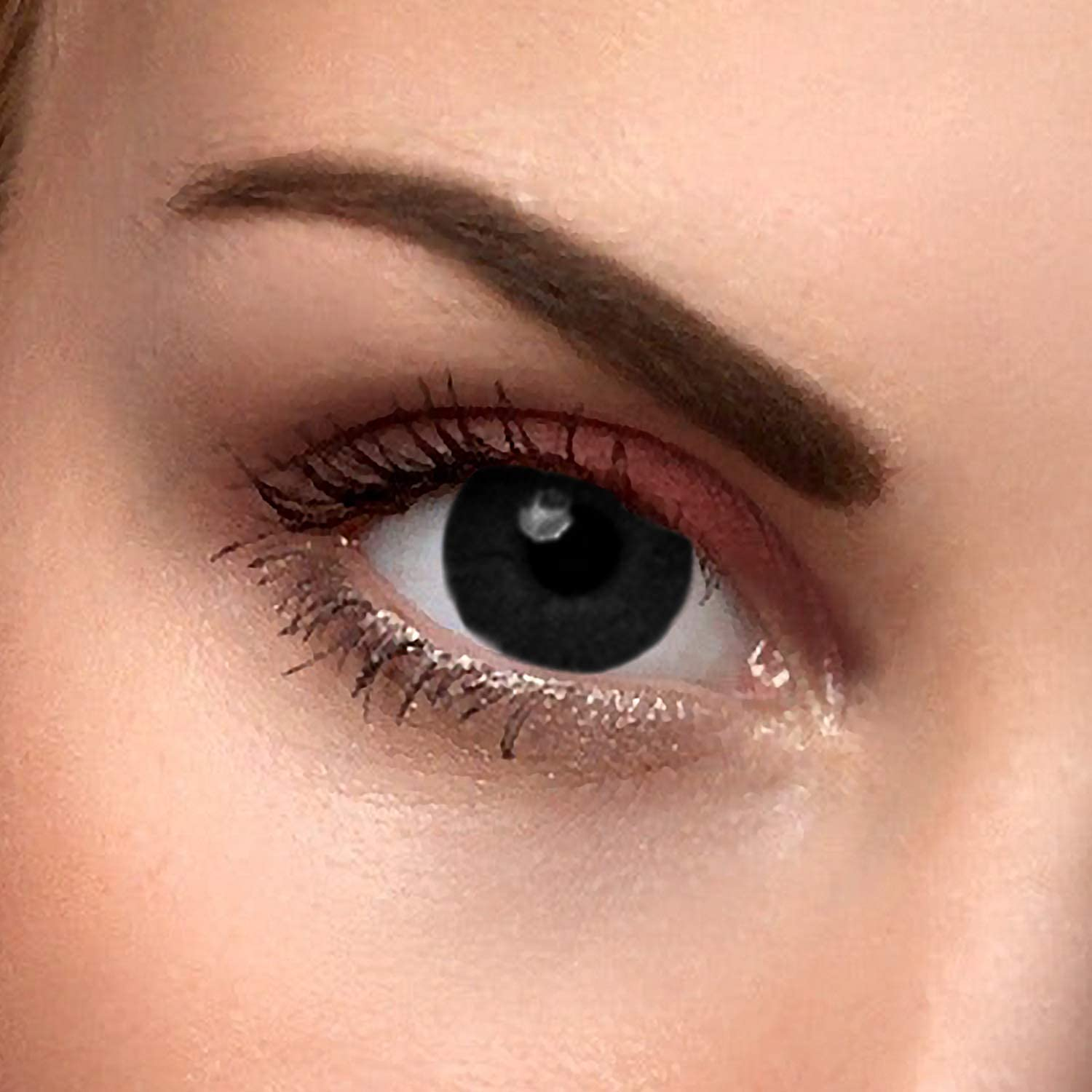 Eye Effect Coloured Contact Lenses in Many Colours for Beautiful ...
