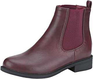Best burgundy chelsea boots womens Reviews