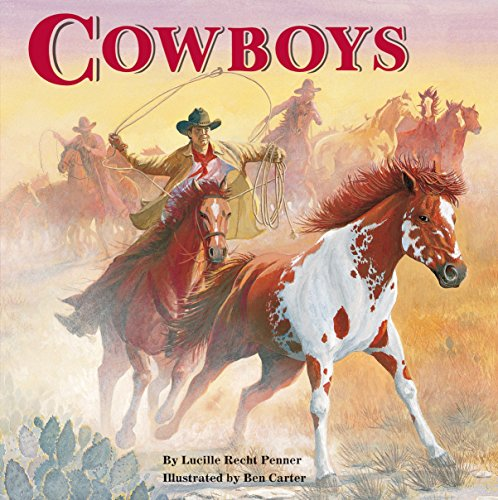 Cowboys (All Aboard Books (Paperback))