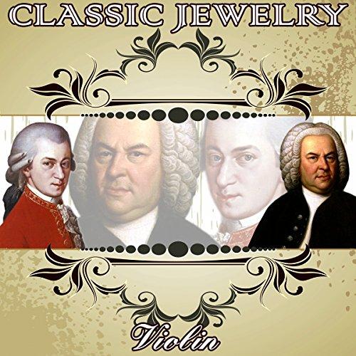 Classic Jewelry. Violin
