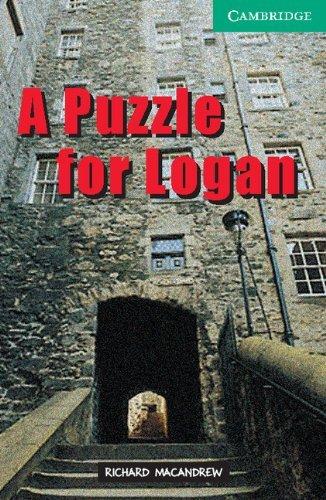 A Puzzle for Logan Level 3 (Cambridge English Readers) (English Edition)