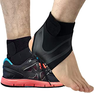 Beister 1 Pail Ankle Brace Breathable Neoprene Compression مچ پا برای مردان و خانمها