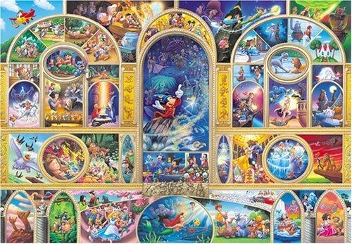 1000 Piece All Disney character Dream D-1000-269 (japan import) by Tenyo [並行輸入品]
