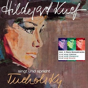 Hildegard Knef singt und spricht Kurt Tucholsky (Remastered)