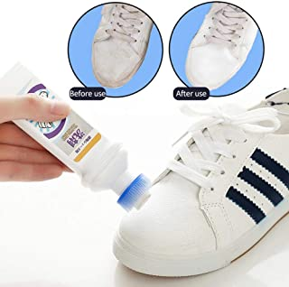 ef79b990abd0f5 Chaussures universelles 100ML blanches,chaussures de basket-ball  conviviales,sandales, nettoyant pour
