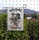 This wonderful small flags will be perfect for hanging from your flag poles, adding decor to your garden, welcoming guests to your front door, or greeting family and friends at your back door. Our durable poly burlap fabric is with bright and vibrant...