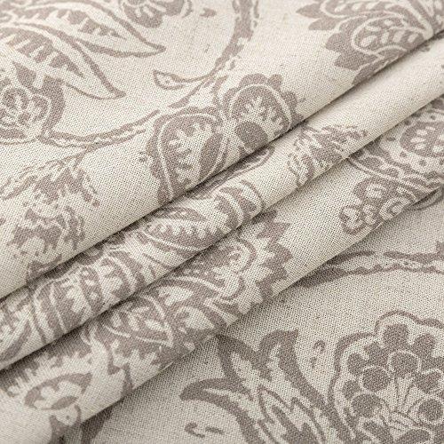 jinchan Floral Printed Tie-up Valance 1 pc 20