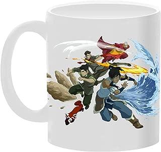 Dark Horse Deluxe Legend of Korra Coffee Mug