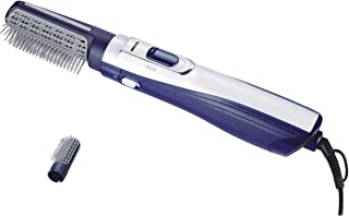 REBUNE RE-2025-1 Hair Styler with Brush, 1200 Watt, medium