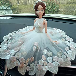 miniature wedding dress
