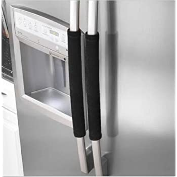 2PCS Refrigerator Door Protect Handle Covers Home Fridge Microwave Oven Cover