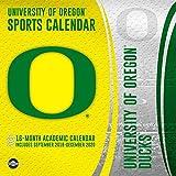 University of Oregon Ducks 2020 Calendar