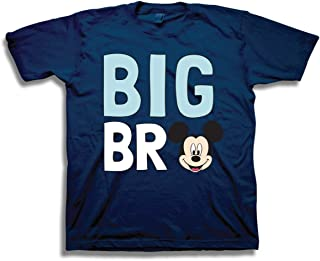 Disney Mickey and Minnie Mouse Siblings T-Shirt