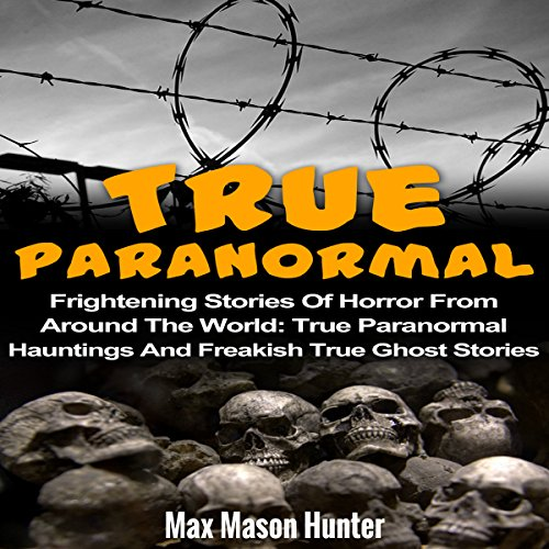 True Paranormal audiobook cover art