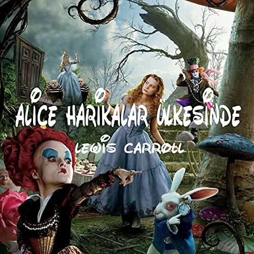 Alice Harikalar Ülkesinde [Alice in Wonderland] cover art