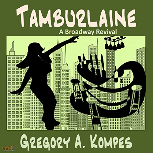 Tamburlaine audiobook cover art