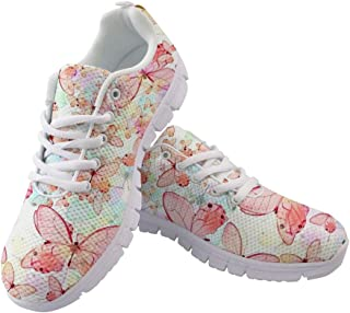 butterfly tennis shoes