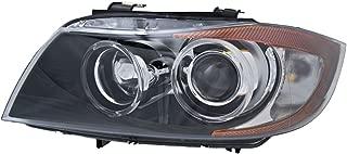 HELLA 354688051 BMW 3 (E90/E91) Sedan, Touring Driver Side Headlight Assembly