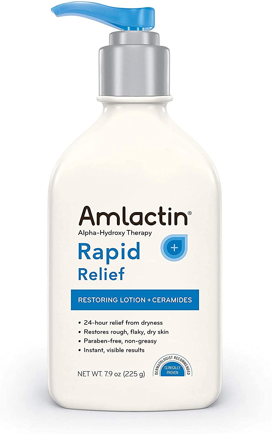 Outlet sale feature NEW before selling ☆ AmLactin Alpha Hydroxy Therapy Rapid Lotion Relief Restoring C