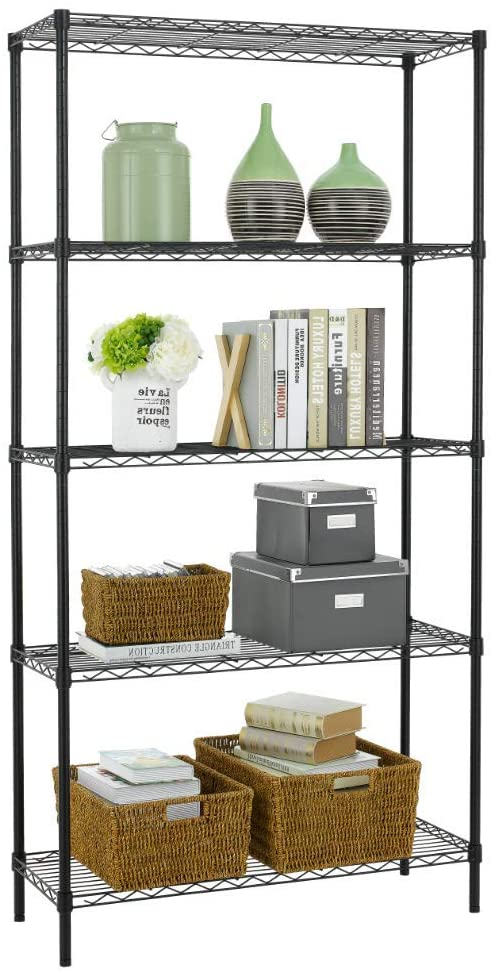 Wire Shelving Unit Heavy Duty Elegant Adjustable Al sold out. Certificatio NSF Height