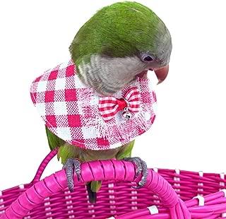 bird collar plucking