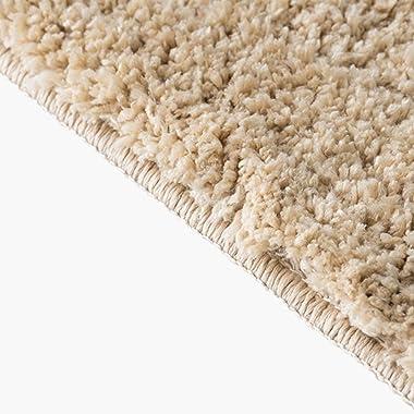Non-Slip Doormats Heavy Duty Doormat for Indoor Outdoor, 24x15.7 Inch Pet Mat Entry Way Mats for Bathroom Front Porch, Beige