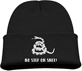 ADGoods Kids Children No Step On Snek Beanie Hat Knitted Beanie Knit Beanie For Boys Girls Gorra de béisbol para niños