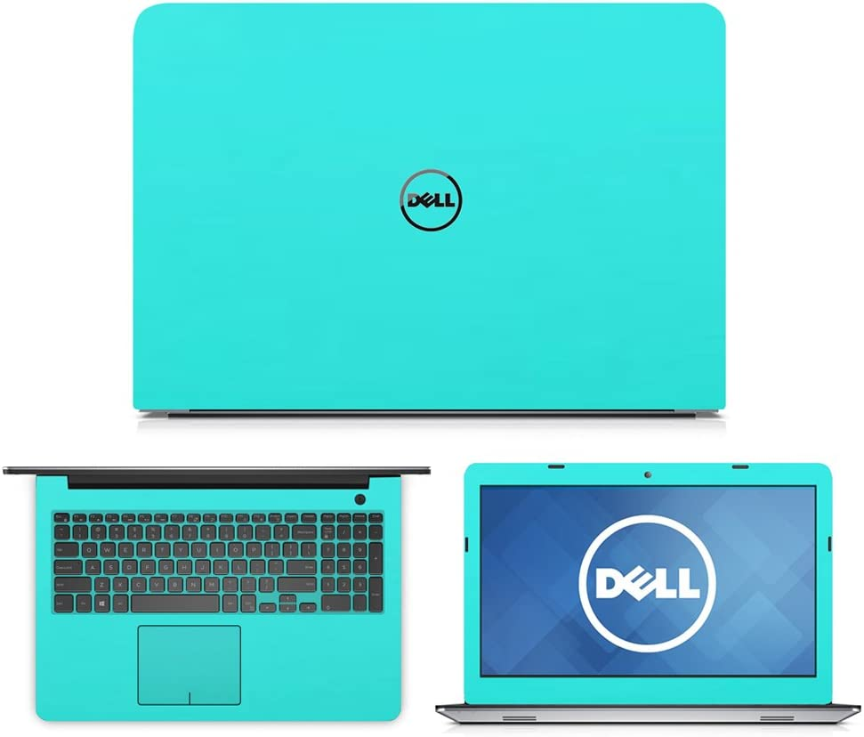 Mint Green Excellence skin decal wrap Case for Dell 15 3558 3 Outlet SALE Inspiron