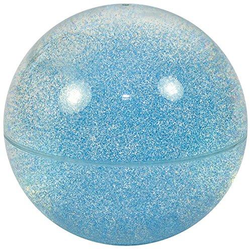 Eduplay Riesenflummi mit Wasser und Glitter gefüllt