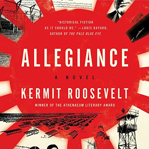 Allegiance     A Novel              By:                                                                                                                                 Kermit Roosevelt                               Narrated by:                                                                                                                                 Kaleo Griffith                      Length: 14 hrs     9 ratings     Overall 3.9
