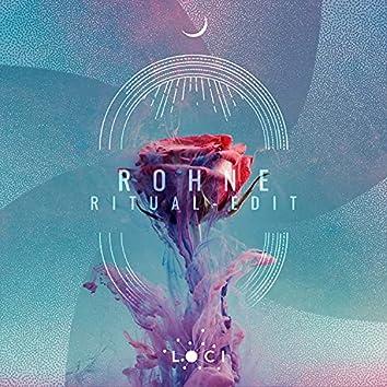 Ritual (Edit)