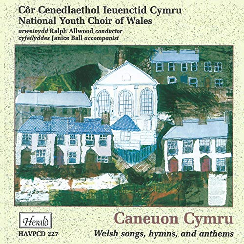 Four Welsh Folk Songs: IV. Dadl dau