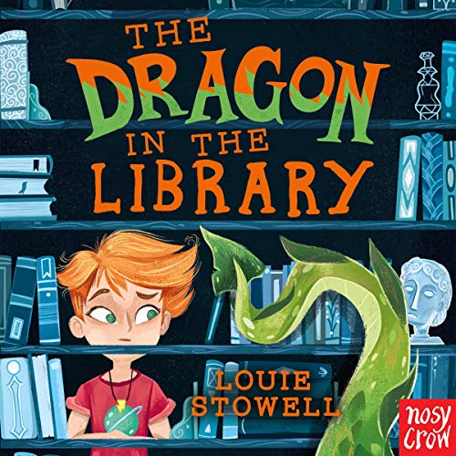The Dragon in the Library Titelbild