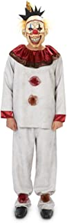 Scary the Carnival Clown Adult Costume