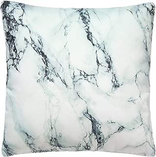 Pantaknot Marble Art Decorative Throw Pillow Covers Set of 2 Pillowcase Cushion Home Décor, 18 x 18 Inch